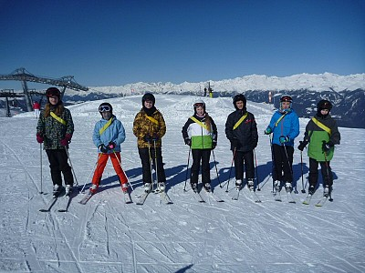 Skilager 2014 in Italien