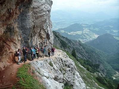 Bergwandern auf dem sagenumwobenen Untersberg