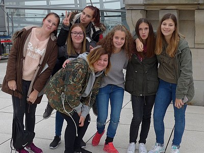 Berlin-Erlebnisreise für die Abschlussklassen