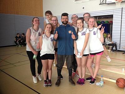 Basketball-Bezirksmeisterinnen