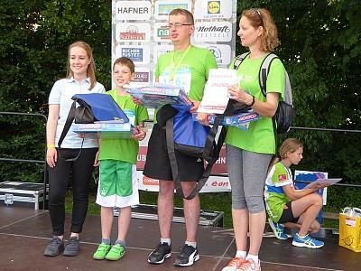 IfH beim Herzogstadtlauf 2015