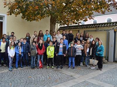 Klassensprecherseminar 2014