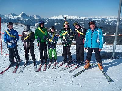 Skilager der 7. und 8. Klassen